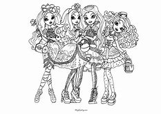 Agréable Coloriage Ever After High 20 Avec supplémentaire Coloriage idée by Coloriage Ever After High
