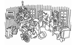 Agréable Coloriage Playmobil Pompier 34 Pour Coloriage Pages for Coloriage Playmobil Pompier