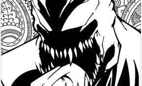 Agréable Dessin Venom A Colorier 15 sur Coloriage Pages with Dessin Venom A Colorier