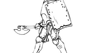 Charmant Chevaliers Coloriage 61 Dans Coloriage Pages for Chevaliers Coloriage