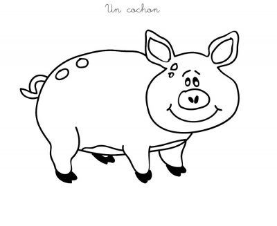 Charmant Cochon Coloriage 82 Pour Coloriage Books for Cochon Coloriage