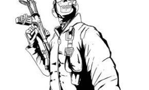 Charmant Coloriage Call Of Duty Black Ops 3 25 Dans Coloriage idée by Coloriage Call Of Duty Black Ops 3