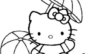 Charmant Coloriage De Hello Kitty 78 Pour Coloriage Inspiration by Coloriage De Hello Kitty