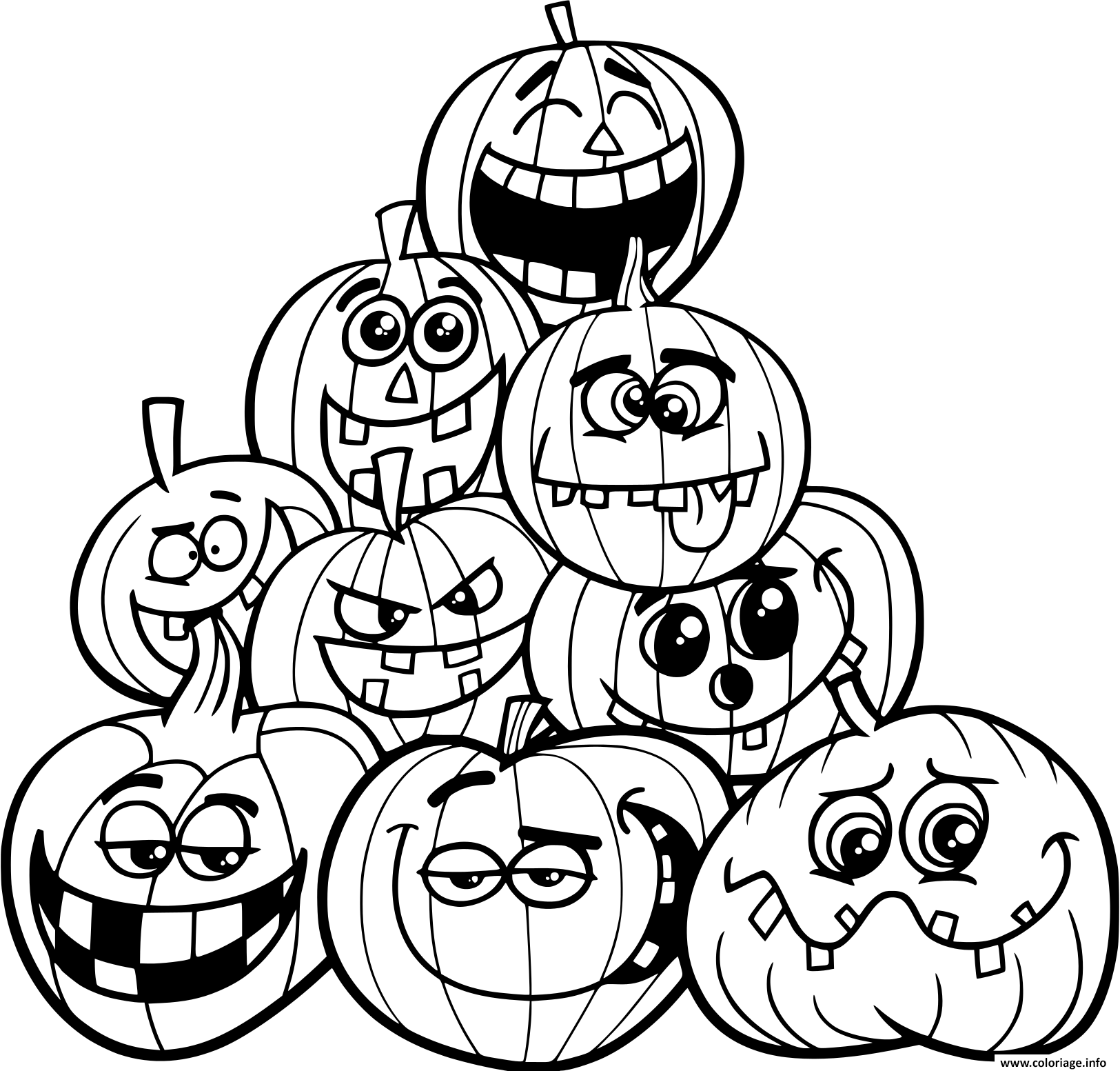 Charmant Coloriage Halloween 80 Dans Coloriage Pages for Coloriage Halloween