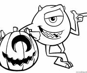 Charmant Coloriage Halloween Disney 44 Pour Coloriage idée by Coloriage Halloween Disney