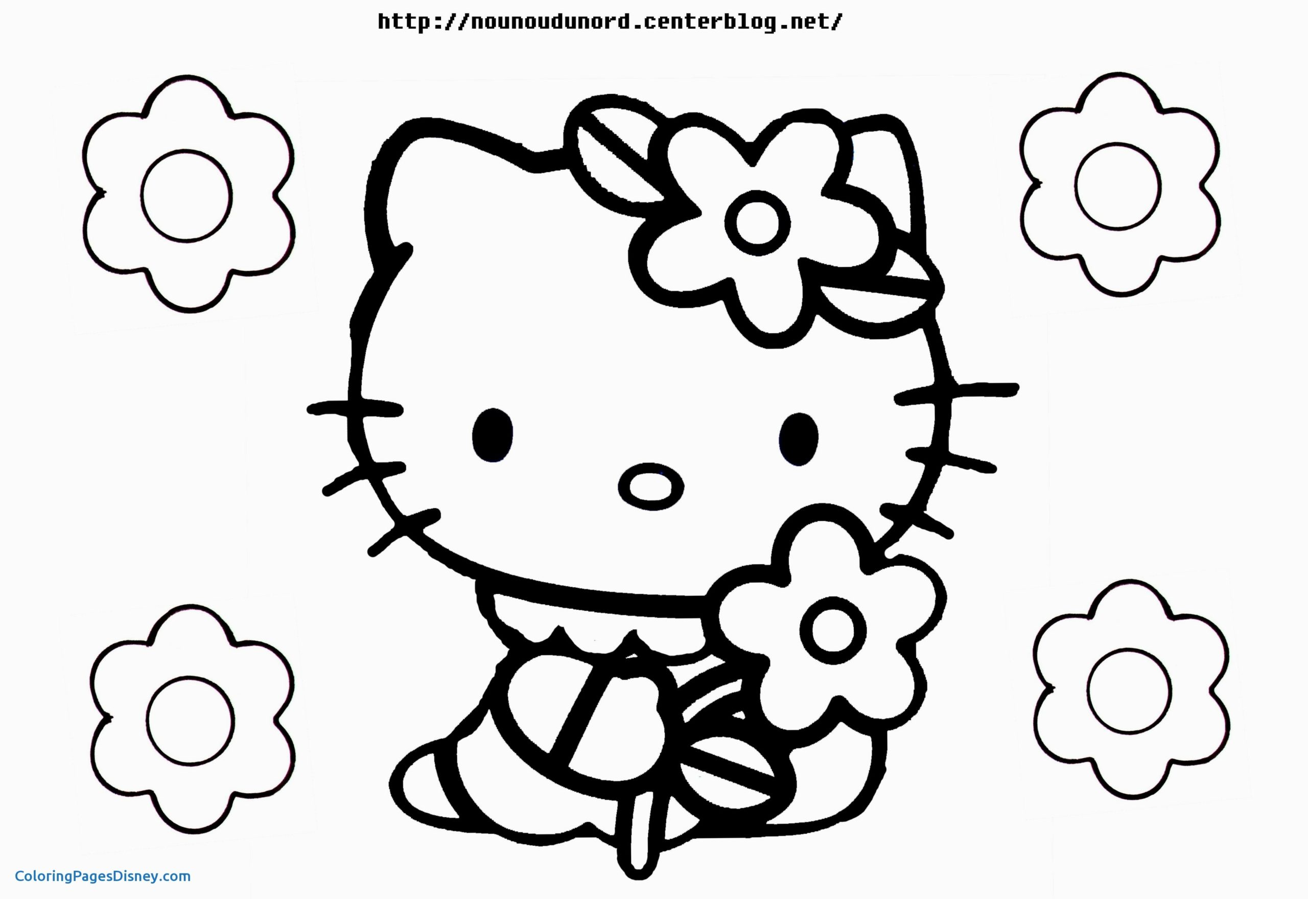 Charmant Coloriage Hello Ketty 32 Pour votre Coloriage Inspiration for Coloriage Hello Ketty