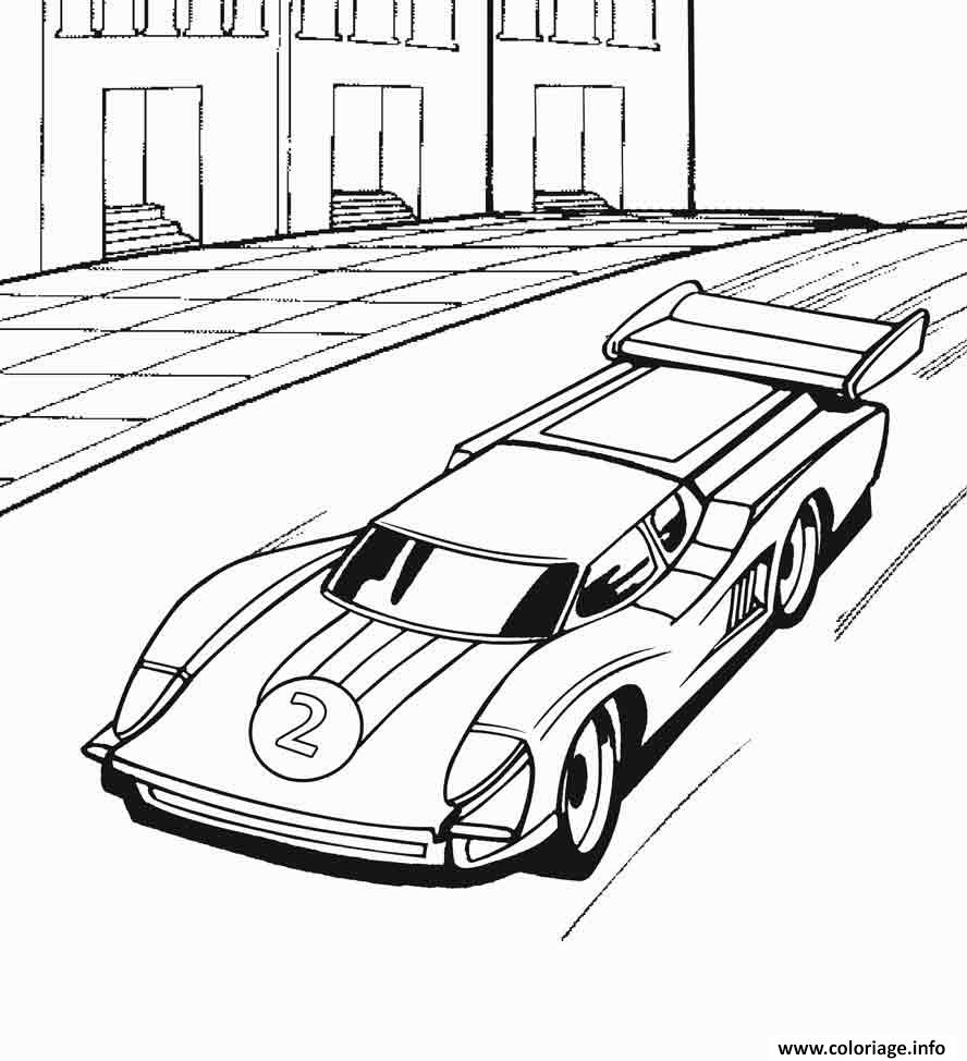 Charmant Coloriage Hot Wheels 11 sur Coloriage idée by Coloriage Hot Wheels