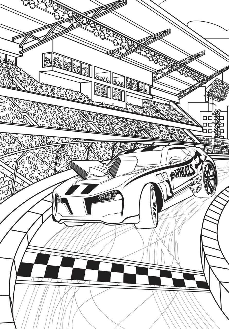 Charmant Coloriage Hot Wheels 60 Pour votre Coloriage Inspiration for Coloriage Hot Wheels