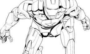 Charmant Coloriage Iron Man 90 Dans Coloriage Pages for Coloriage Iron Man