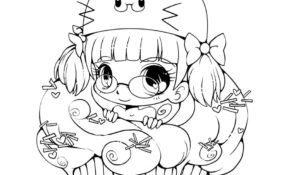 Charmant Coloriage Kawaii Animaux 44 sur Coloriage Inspiration by Coloriage Kawaii Animaux
