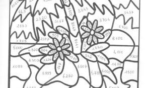 Charmant Coloriage Magique Multiplication Ce2 43 sur Coloriage Pages with Coloriage Magique Multiplication Ce2