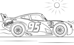 Charmant Coloriage Mcqueen 91 sur Coloriage Pages with Coloriage Mcqueen