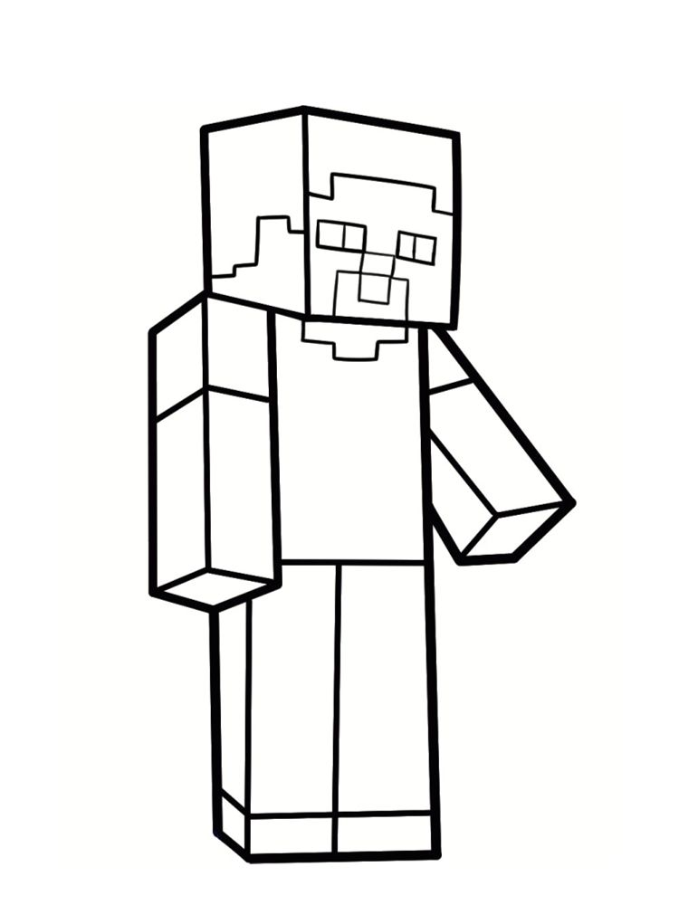 Charmant Coloriage Minecraft 15 Pour Coloriage Books for Coloriage Minecraft