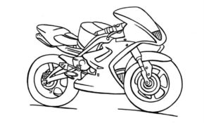 Charmant Coloriage Moto Police 17 Pour Coloriage Pages by Coloriage Moto Police