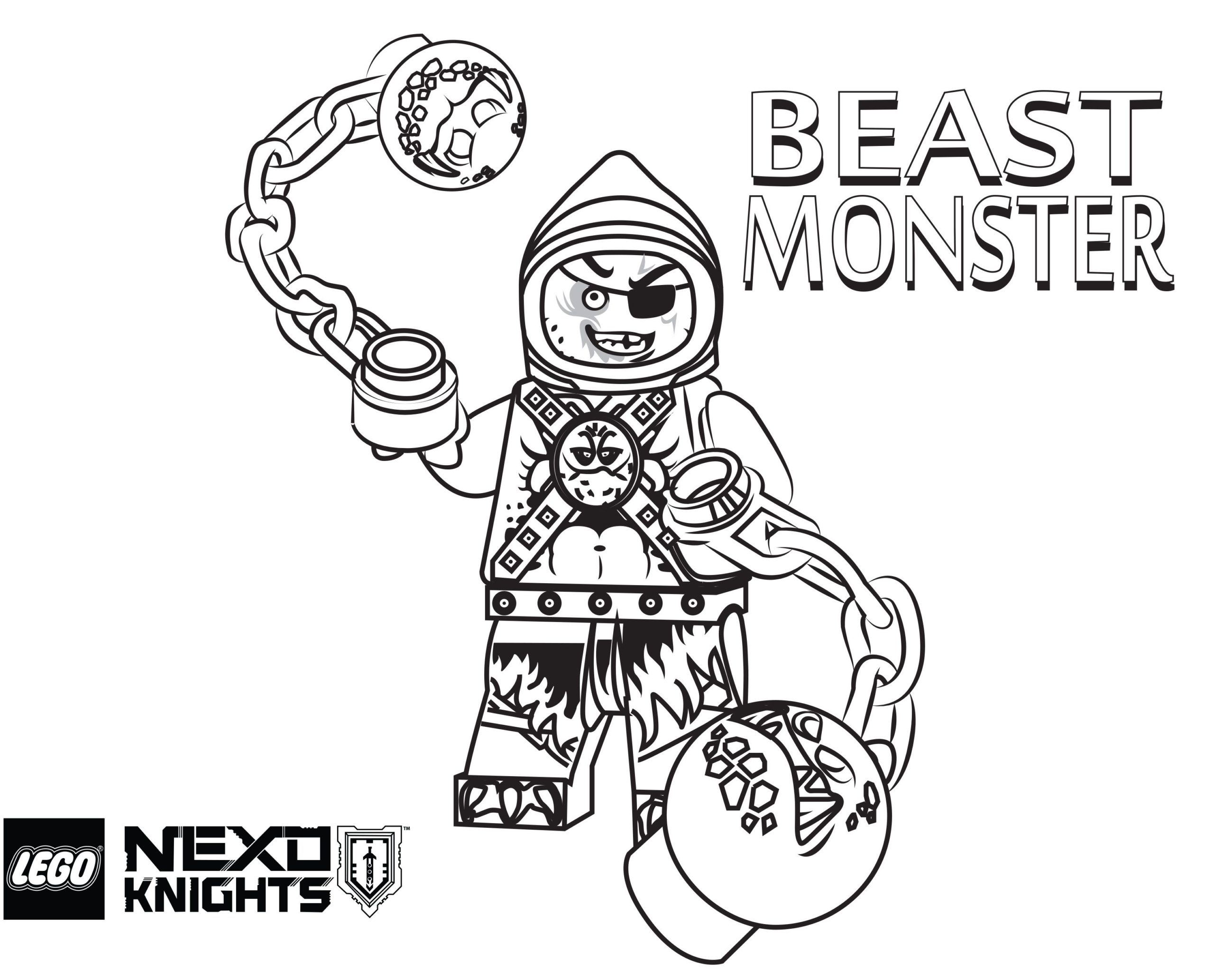 Charmant Coloriage Nexo Knights A Imprimer 44 Dans Coloriage Pages for Coloriage Nexo Knights A Imprimer