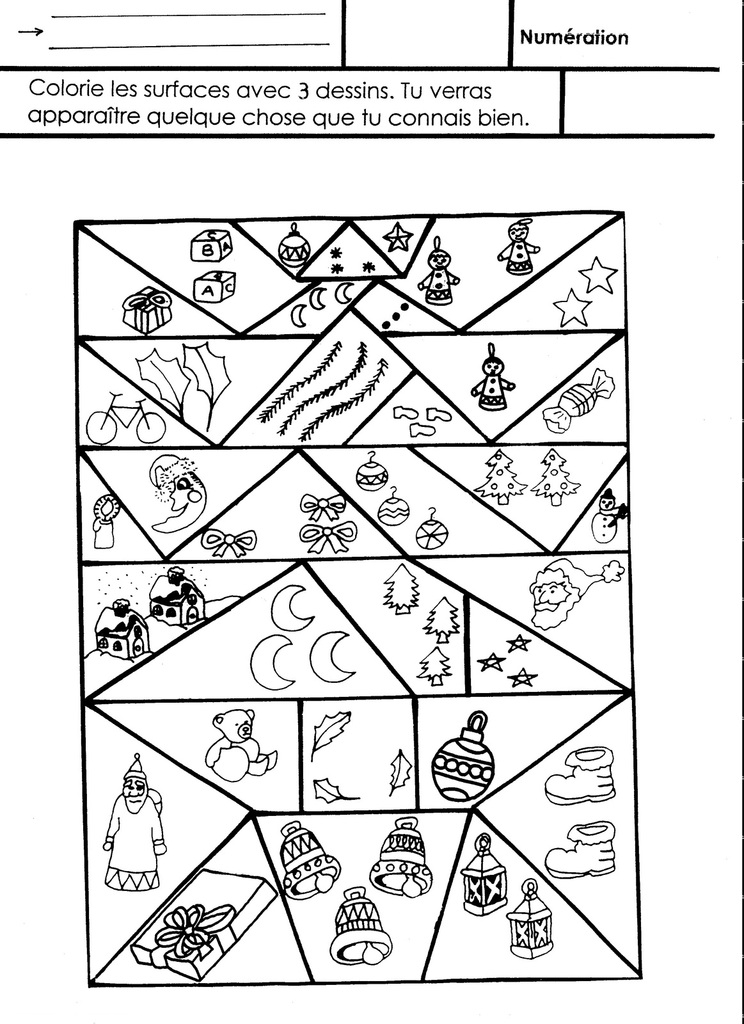 Charmant Coloriage Noel Moyenne Section 29 sur Coloriage Books by Coloriage Noel Moyenne Section