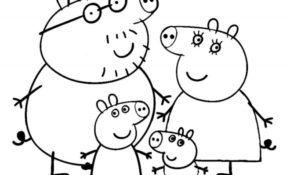 Charmant Coloriage Peppa Pig Noel 86 sur Coloriage Pages for Coloriage Peppa Pig Noel
