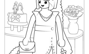 Charmant Coloriage Playmobil Police 21 Dans Coloriage Pages by Coloriage Playmobil Police