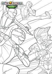 Charmant Coloriage Power Rangers 39 sur Coloriage Pages with Coloriage Power Rangers