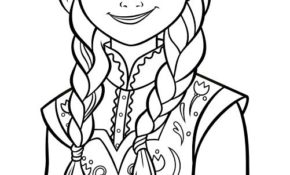 Charmant Coloriage Princesse Anna 37 Pour votre Coloriage Pages by Coloriage Princesse Anna