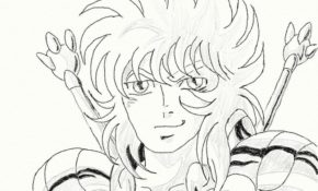 Charmant Coloriage Saint Seiya Chevalier D or 46 sur Coloriage Inspiration with Coloriage Saint Seiya Chevalier D or