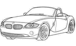 Charmant Coloriage Voiture Tuning Bmw 86 sur Coloriage Books with Coloriage Voiture Tuning Bmw