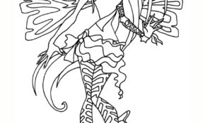 Charmant Coloriage Winx Club Sirenix 68 sur Coloriage Pages for Coloriage Winx Club Sirenix