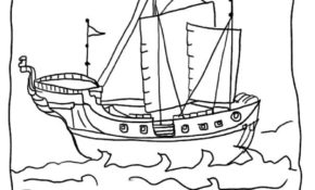 Charmant Dessin Bateau Pirate Simple 31 Avec supplémentaire Coloriage Books for Dessin Bateau Pirate Simple