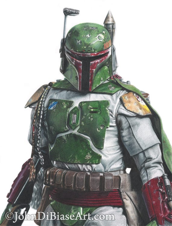 Charmant Dessin Boba Fett 67 Pour Coloriage Pages with Dessin Boba Fett