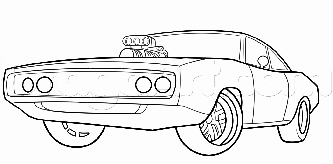 Charmant Fast And Furious Coloriage 98 Dans Coloriage Inspiration for Fast And Furious Coloriage