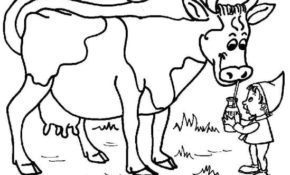 Charmant Vache Qui Rit Coloriage 37 Dans Coloriage Inspiration with Vache Qui Rit Coloriage