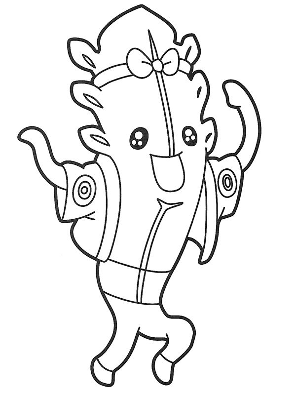Charmant Yokai Watch Coloriage 61 sur Coloriage Pages for Yokai Watch Coloriage