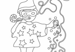 Cool Carnaval Coloriage 36 Dans Coloriage Pages for Carnaval Coloriage