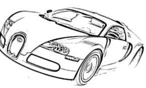 Cool Coloriage Bugatti Veyron 37 Pour Coloriage Pages for Coloriage Bugatti Veyron