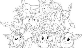 Cool Coloriage Evolution Evoli 48 Dans Coloriage Pages for Coloriage Evolution Evoli