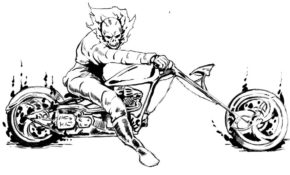 Cool Coloriage Ghost Rider 53 Avec supplémentaire Coloriage Pages by Coloriage Ghost Rider