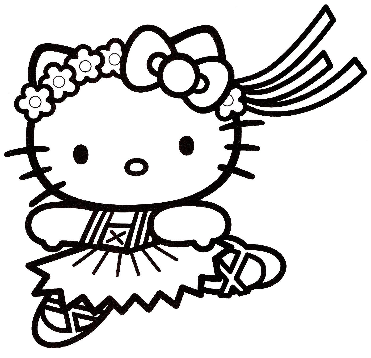 Cool Coloriage Hello Kitty Fée 90 Avec supplémentaire Coloriage Books by Coloriage Hello Kitty Fée