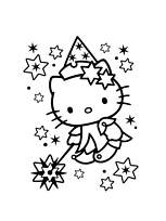 Cool Coloriage Hello Kitty Fée 93 Dans Coloriage Inspiration by Coloriage Hello Kitty Fée
