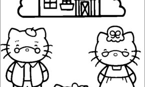 Cool Coloriage Hello Kitty Vacances 54 Pour Coloriage Pages for Coloriage Hello Kitty Vacances