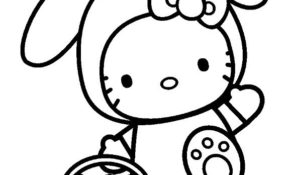 Cool Coloriage Hello Kity 51 Pour Coloriage Inspiration by Coloriage Hello Kity