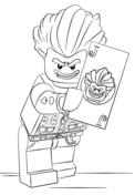 Cool Coloriage Lego Batman Movie 99 Pour votre Coloriage Pages for Coloriage Lego Batman Movie