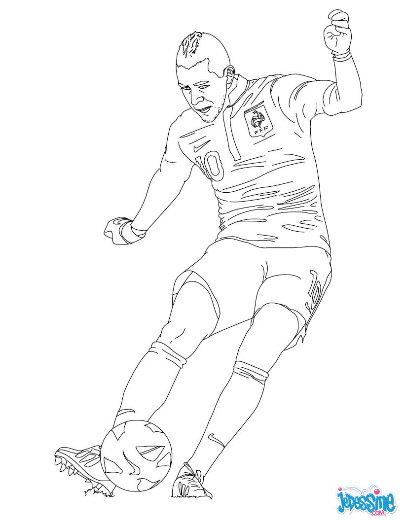 Cool Coloriage Mbappe 48 Dans Coloriage Books for Coloriage Mbappe