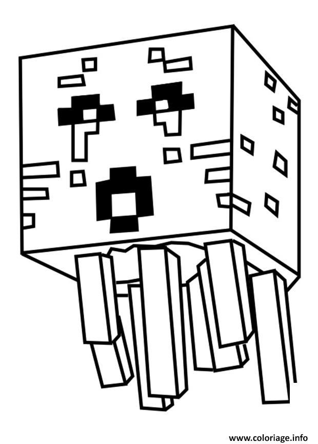Cool Coloriage Minecraft 47 Pour Coloriage Inspiration for Coloriage Minecraft