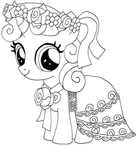 Cool Coloriage My Little Pony 17 Dans Coloriage Books by Coloriage My Little Pony