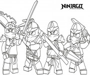 Cool Coloriage Ninjago Le Film 23 sur Coloriage idée with Coloriage Ninjago Le Film