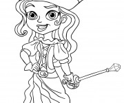 Cool Coloriage Pirate Fille 90 Pour Coloriage idée with Coloriage Pirate Fille