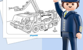 Cool Coloriage Police Playmobil 40 sur Coloriage Inspiration by Coloriage Police Playmobil
