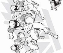 Cool Coloriage Powers Rangers Dino Charge 41 Pour votre Coloriage Pages with Coloriage Powers Rangers Dino Charge