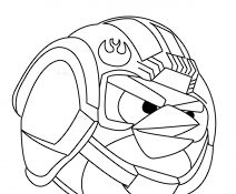Cool Coloriage Star Wars Angry Birds 88 sur Coloriage Books for Coloriage Star Wars Angry Birds