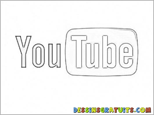 Cool Coloriage Youtube 87 Dans Coloriage Pages for Coloriage Youtube